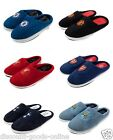 OFFICIAL LICENSED PRODUCT MENS & BOYS FOOTBALL TEAM CLUB SLIPPERS SIZE 3-12