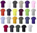 Hanes Nano Cotton Mens Short Sleeve T-Shirt 30 Colors Sizes S-2XL 4980