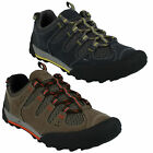 OUTLAY COMPASS CLARKS MENS BROWN LACE UP ACTIVE WEAR CASUAL SPORTS TRAINERS