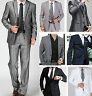 Brand New Fashion Men's Suit Two Button Wedding Business Formal Suit Jacket