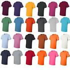 JERZEES Heavyweight 50/50 Short Sleeve T-Shirt Mens Tee S M L XL 2XL 3XL 5XL 29M