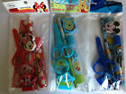 Disney Mickey or Minnie Mouse or Winnie The Pooh -  7 Piece Stationery Set