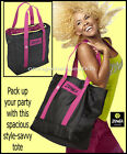 "Zumba Fitness JUMBO 22""x18"" TOTE BAG ~Gym~Travel~Stylish~DURABLE! fr.Convention"