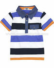 Petit Lem Boy's Striped Polo Retro Road, Sizes  3, 4, 5, 6, 7