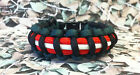 Royal Irish Rangers 550 Paracord Survival Bracelet /Dog Collar Military RIR