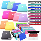 "Rubberized Case US/EU Layout Keyboard Cover for Macbook Air 11""13""Pro 13""15""inch"