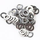 Flat Stainless Steel Washers M3 M4 M5 M6 M8 M10 for Screws Repair Kit Tool GBW