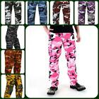 New!!! Rothco Color Camo BDU Pants, in Eight Different Cool Colors! R7881