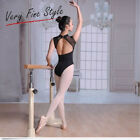 New Dancewear Black Camisole Ballet Dance Leotards Uniteards  Practise Dress