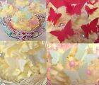 Butterfly's  for cakes - Edible Wafer Butterfly - Small - All Colours - Cupcake