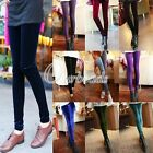 Stylish New Women Pleuche Velvet Slim Stretchy Pleuche Leggings Jegging Pants
