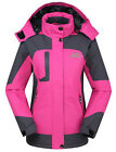 Couple Models Thick Waterproof Windproof Ski Mountaineering Leisure Jackets