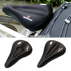 Hot New Comfort Black Bike Bicycle Cycle Seat Saddle Soft Cushion Gel Pad Cover