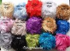 ICE YARNS EYELASH DAZZLE CHUNKY WOOL/YARN/TINSEL - 100g - HEDGEHOG/OWL/TEDDY