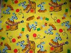 Blue Blue's Clues puppy dog cotton quilting fabric *Choose design & size
