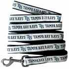 Tampa Bay Rays MLB Licensed Dog Leash
