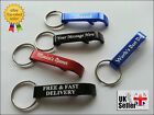 Personalised Light Weight Anodised Claw Bottle Opener Keyring Gift, Engraved