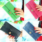 Prettyzys Leather Lady Women Purse Long Wallet Bags Handbags Card Holder