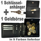 Wallet with Secret compartment & Viennese Case + 1 Keyfob With Coin pocket