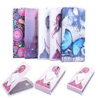 """Luxury Colorful Printing Leather Case Cover Skin For 4.5"""" Lenovo A328 Smartphone"""