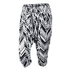 Nike Avant Freeze Frame Women's Training Capris White Black 643317-100 Dance gym