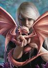 ANNE STOKES  Greetings Card Dragons Fantasy special price