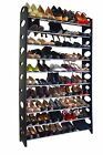 SHOE RACKS 10, 20, 40 AND 50 PAIR SHOE RACKS AVAILABLE FREE SHIPPING IN USA!!!