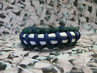 13th / 18th Royal Hussars 550 Paracord Survival Bracelet /Dog Collar Military