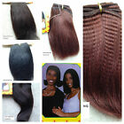 100% HUMAN HAIR- AFRICAN QUEEN 7-9 inches, Straight and Weave
