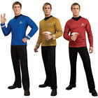 Star Trek II Costumes Adult Deluxe Star Fleet Uniform on eBay
