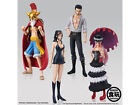 SUPER ONE PIECE STYLING CORRIDA COLOSS FIGURE LUCY LUFFY RUBBER MANGA ANIME #1
