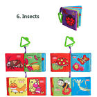 Intelligence development Cloth Cognize Book Educational Toy for Kid Baby USTOP