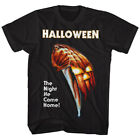 Halloween T-Shirt Michael Myers Movie Poster Officially Licensed New S-3XL image