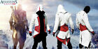 Men's Cosplay Costume Anime Top Hoodie Coat Jackets Cap man Cloak Red White Mr