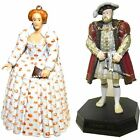 Papo Historical Toys Figures - King Henry VIII and Queen Elizabeth I - CLEARANCE