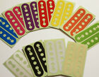 Colored Humbucker Sticker Decal For Ibanez RG