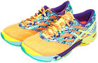 Asics Women's Gel-Noosa Tri 10 Coral/Yellow/Blue T580N.2307 Sz 6 - 10
