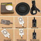 Qi Wireless Charger Pad Charging Receiver for iPhone 5 5S/C 6 6plus
