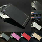 Luxury Motomo Metal Aluminum Brushed Hard Skin Case Cover For Sony Xperia Smart