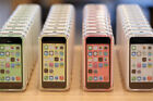 Apple iPhone 5c 8GB 16GB 32GB Unlocked 4G LTE ATT Tmobile Smartphone All Colors