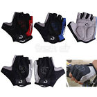 Cycling Gloves Bicycle Motorcycle Sport Bike Gel Half Finger Gloves M-XL Size