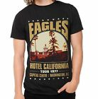 Eagles Hotel California 1977 Tour folk country rock T-Shirt XL XXL 2XL NWT