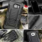 Protective Heavy Duty Hard Case For Samsung GALAXY Future Armor Cover in BLACK <br/> Protective &amp; Stylish - 38+ SAMSUNG Models Available