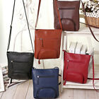 Womens Lady Leather Satchel Shoulder Messenger Bag Cross Body Handbag Special