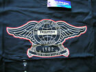 "Triumph ""1902 Wings"" T-Shirt $29.99 USD"