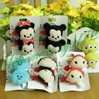 TSUM TSUM Kids Girls Plush Mini Toy  Hair Clips Head Accessories Hair Boutique