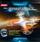 Quadcopter Skytech M62R 0.3MP Camera 6-Axis 4CH RC Helicopter Airplane 360 Flip