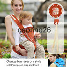 2016 Baby Carrier Infant Waist Hip Stools Kids Printed Cotton Seat Backpack