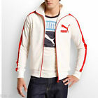 new Puma T7 HEROES MENS FITTED TRACK CASUAL SWEAT ZIP JACKET RRP £49.99 ON SALE