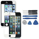 For iPhone Front Replacement Part Lcd Glass 8 Tools Kit Set Screen Repair Cover